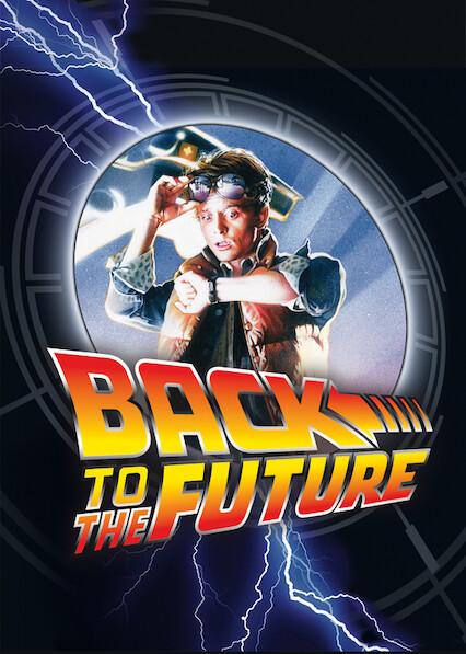 Back to the Future on Netflix UK