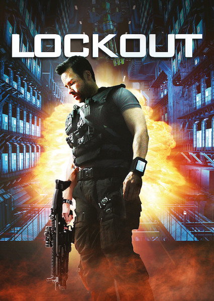Lockout on Netflix UK