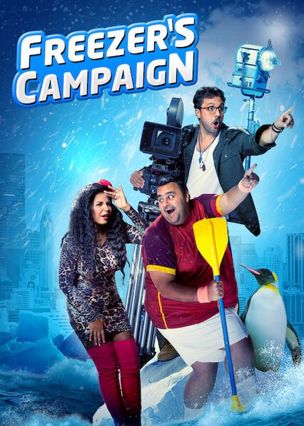 Freezer's Campaign on Netflix UK