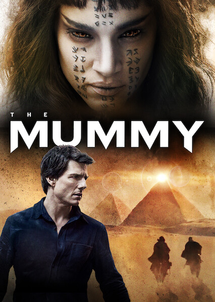 The Mummy on Netflix UK