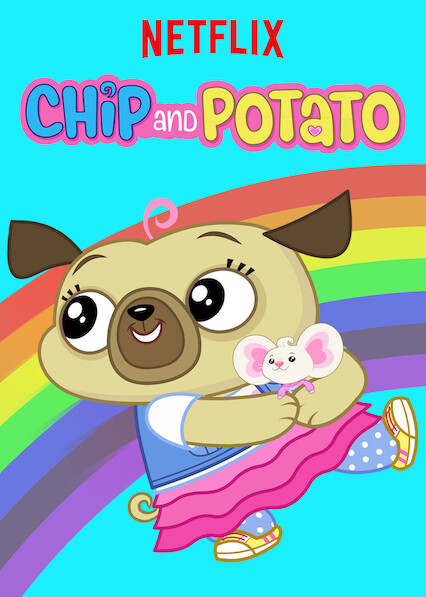 Chip and Potato on Netflix UK