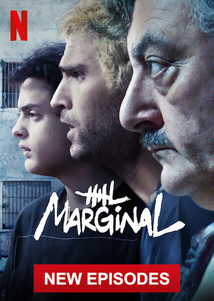 El marginal on Netflix UK