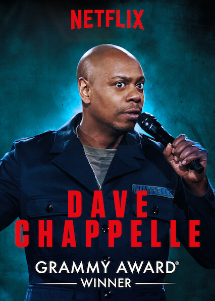 Dave Chappelle on Netflix UK