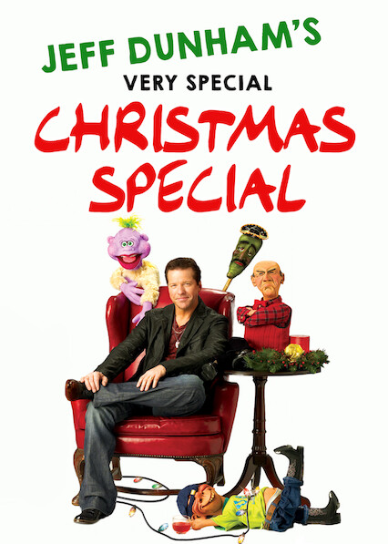 Jeff Dunham's Very Special Christmas Special on Netflix UK