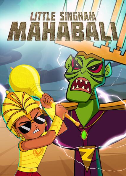 Little Singham: Mahabali on Netflix UK