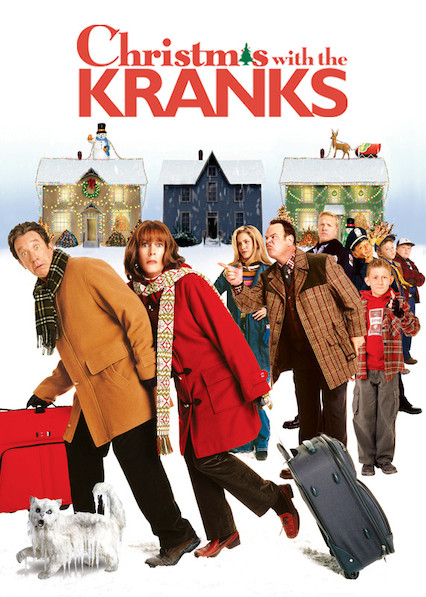 Christmas with the Kranks on Netflix UK