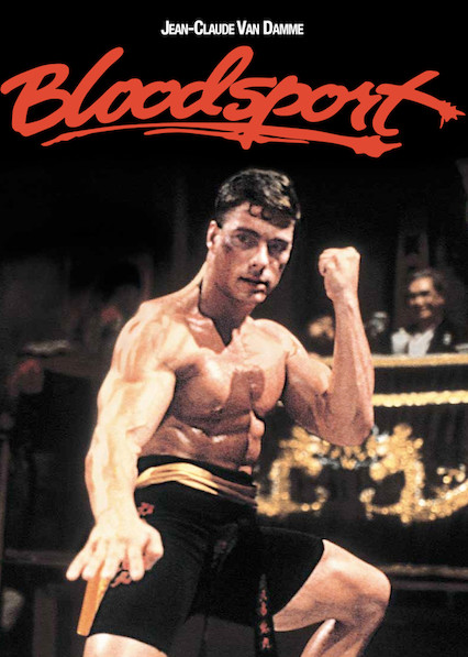 Bloodsport on Netflix UK