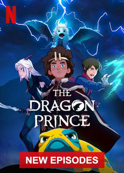 The Dragon Prince on Netflix UK