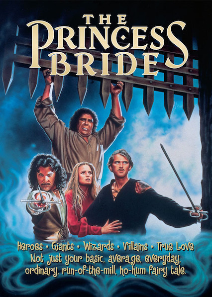 The Princess Bride on Netflix UK