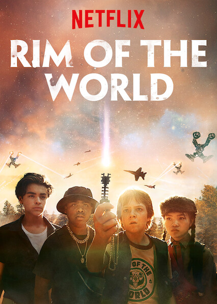 Rim of the World on Netflix UK