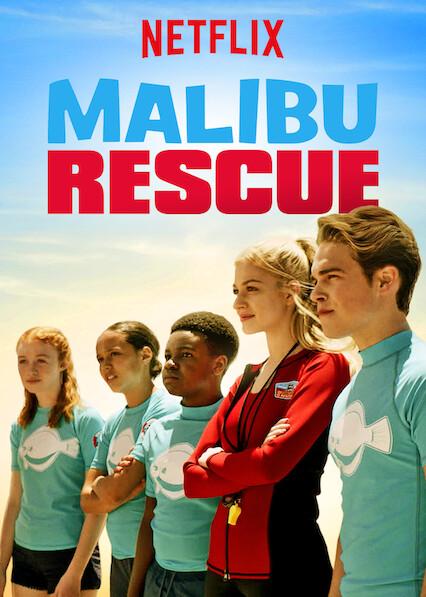 Malibu Rescue on Netflix UK