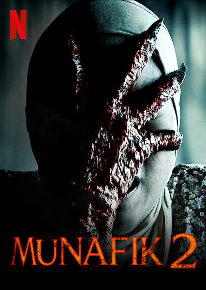 Munafik 2 on Netflix