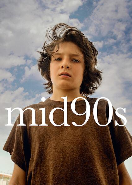 Mid90s on Netflix UK