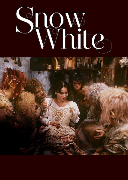 Snow White on Netflix UK