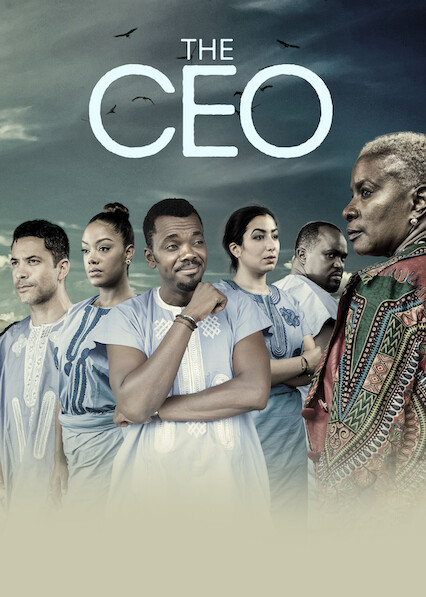 The CEO on Netflix UK