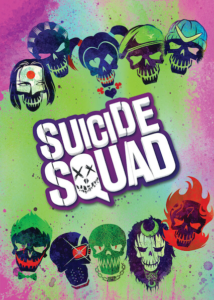 Suicide Squad on Netflix UK