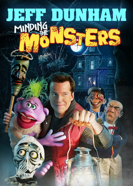 Jeff Dunham: Minding the Monsters on Netflix UK