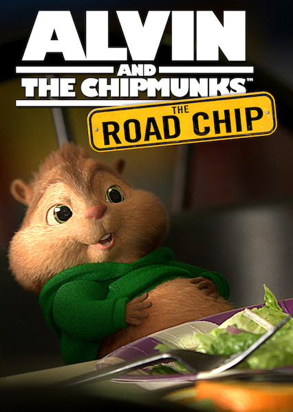 Alvin and the Chipmunks: The Road Chip on Netflix UK