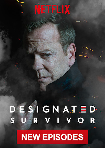 Designated Survivor on Netflix UK