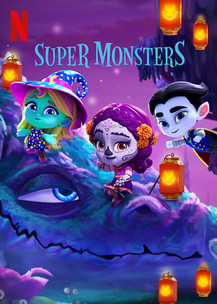 Super Monsters on Netflix