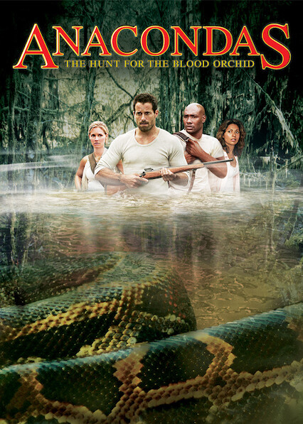 Anacondas: The Hunt for the Blood Orchid on Netflix UK