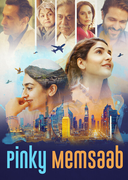 Pinky Memsaab on Netflix UK