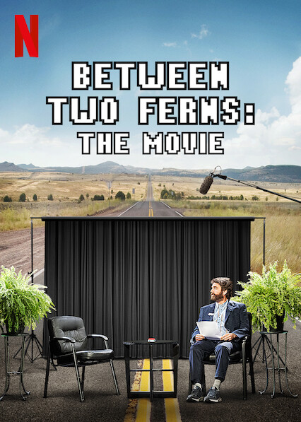 Between Two Ferns: The Movie on Netflix UK