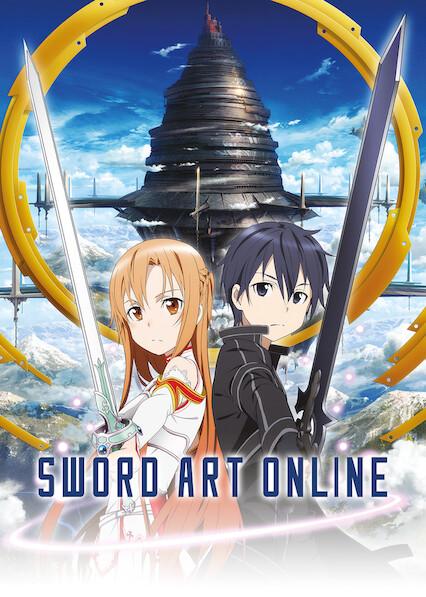 Sword Art Online on Netflix UK