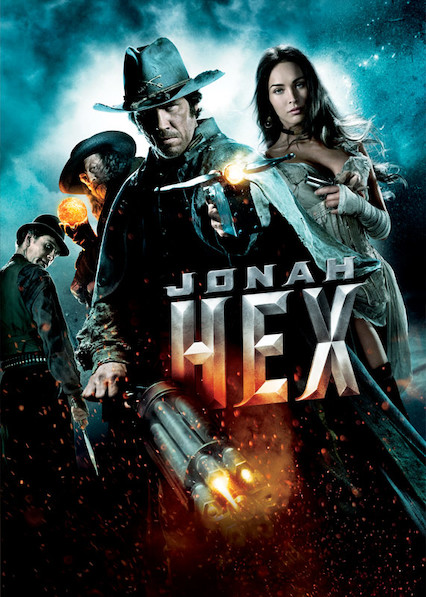 Jonah Hex on Netflix UK
