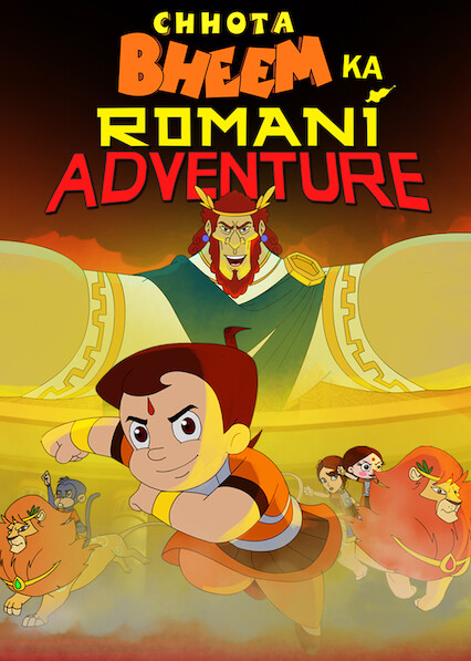 Chhota Bheem Ka Romani Adventure on Netflix UK