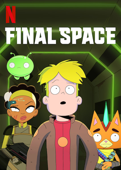 Final Space on Netflix UK