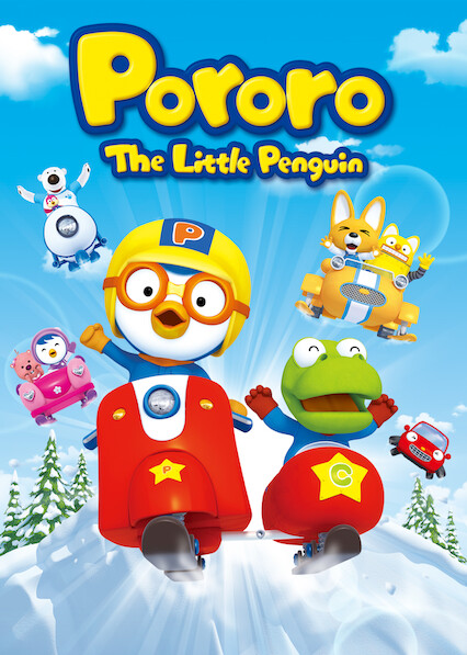 Pororo - The Little Penguin on Netflix UK