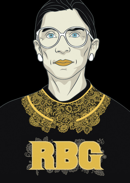 RBG on Netflix UK