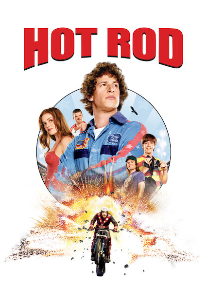 Hot Rod on Netflix UK