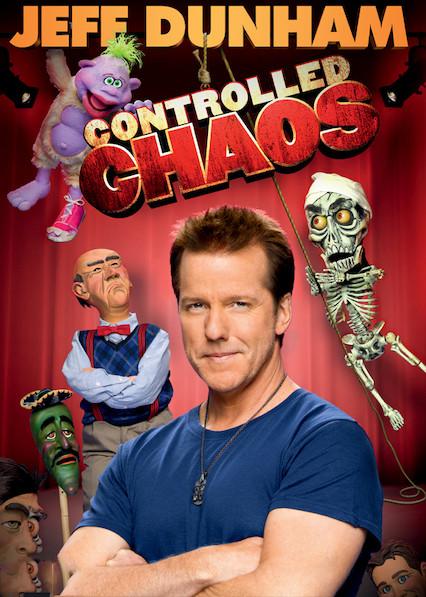 Jeff Dunham: Controlled Chaos on Netflix UK