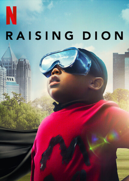 Raising Dion on Netflix UK