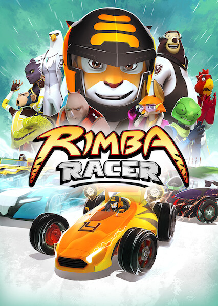 Rimba Racer on Netflix UK