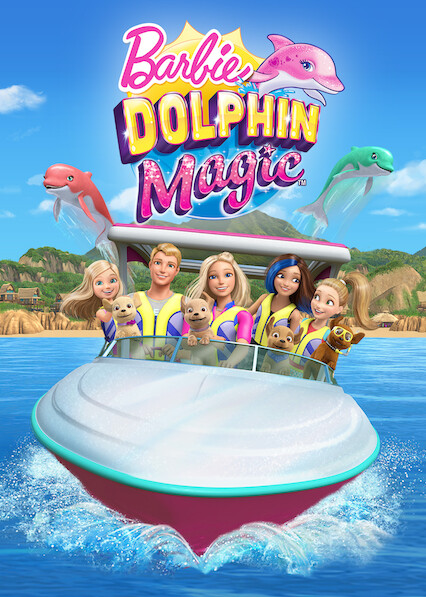 Barbie Dolphin Magic on Netflix UK