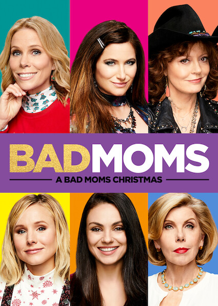 A Bad Moms Christmas on Netflix UK