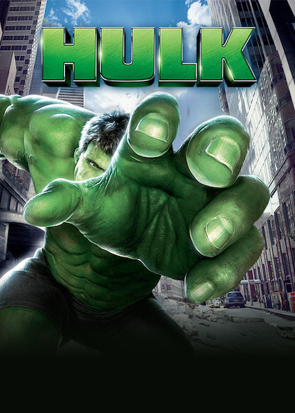 Hulk on Netflix UK