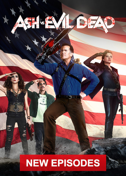 Ash vs. Evil Dead on Netflix UK