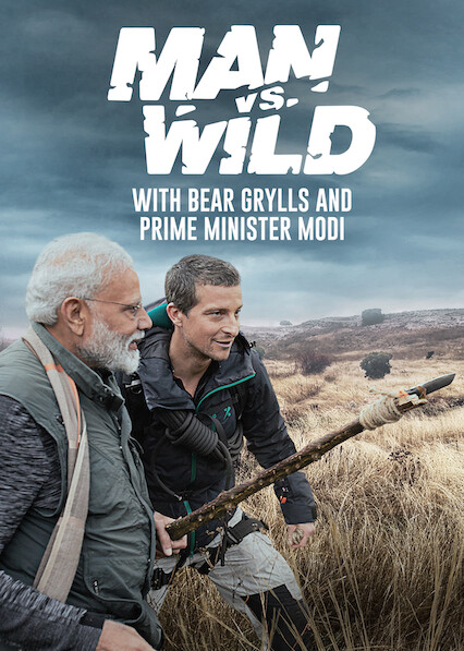 Man vs. Wild with Bear Grylls and PM Modi on Netflix UK