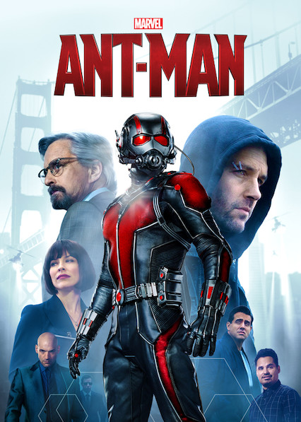 Ant-Man on Netflix UK