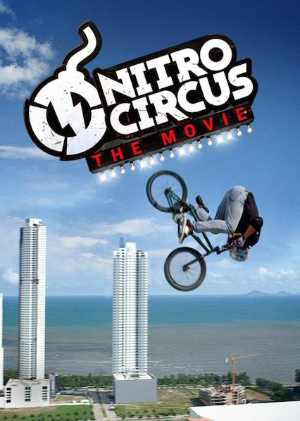 Nitro Circus: The Movie on Netflix UK