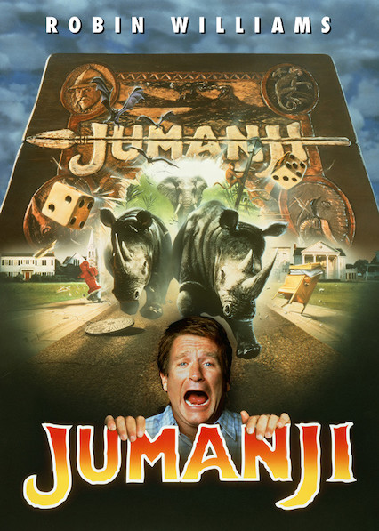 Jumanji on Netflix UK