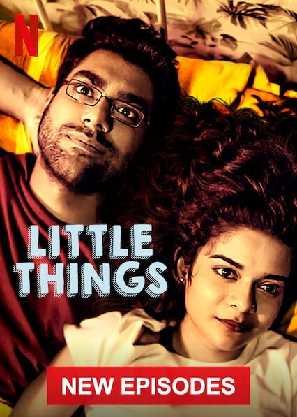 Little Things Season 3 2019 1080p NF WEB-DL HIN-ENG DD+5.1 x264-Telly | G- Drive |