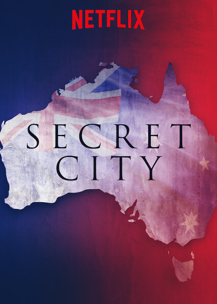 Secret City on Netflix UK