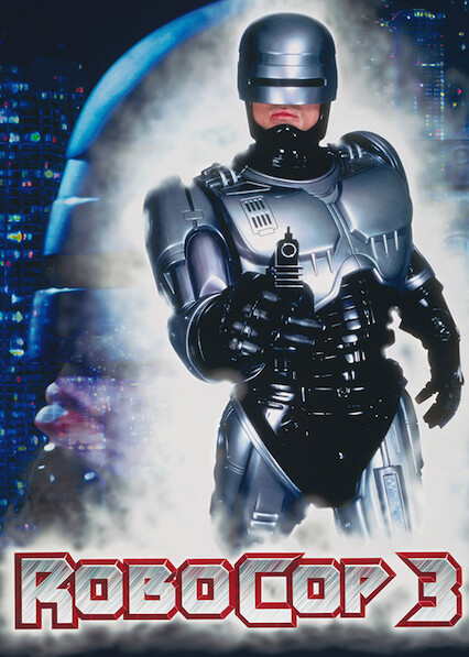 RoboCop 3 on Netflix UK