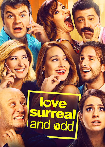 Love, Surreal and Odd on Netflix UK