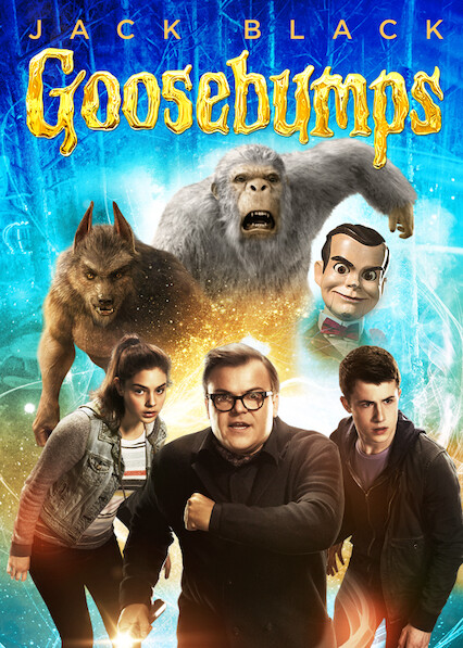 Goosebumps on Netflix UK